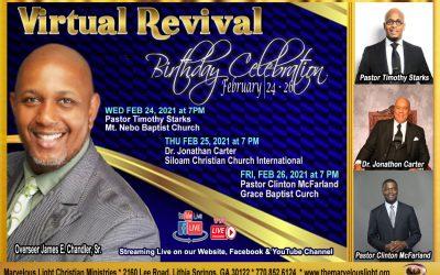 Virtual Revival!